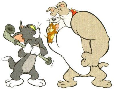 Clipart Tom Und Jerry