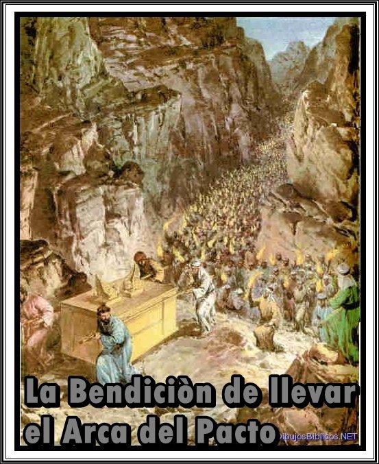 Pacto En Los Del Querubines El Arca