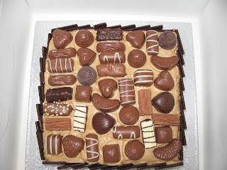 A Chocolate Box Cake