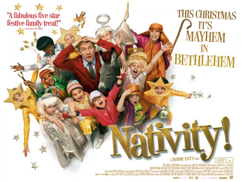 Poster for Nativity!