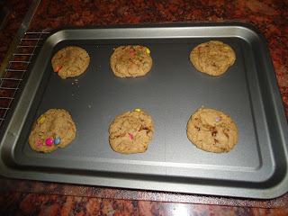 Baby Boy's New Years Day Cookies