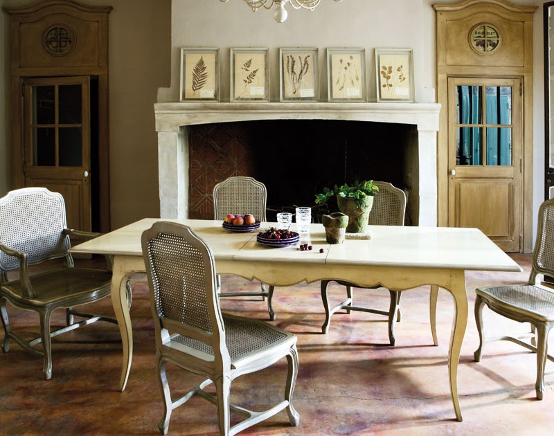 Dining In France French Furniture From Grange The