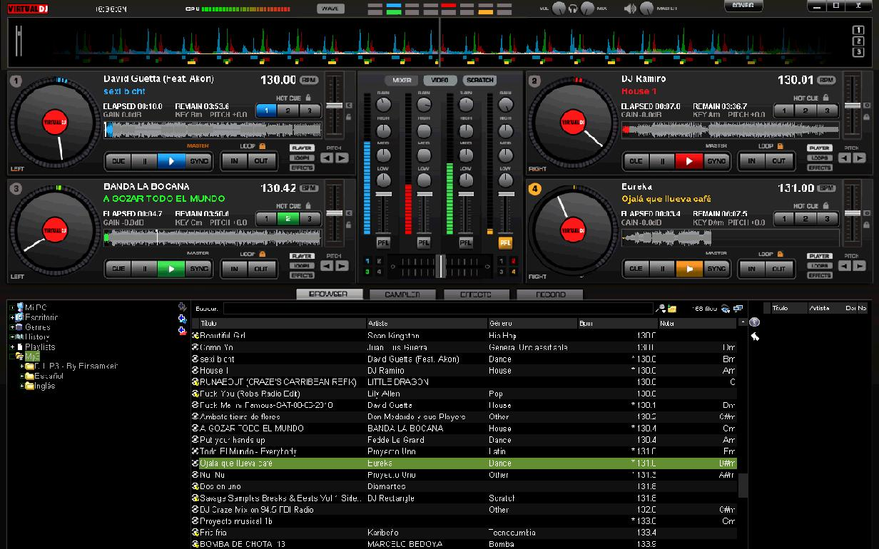 download Virtual Dj Pro 7 torrent - softozsoftgoods
