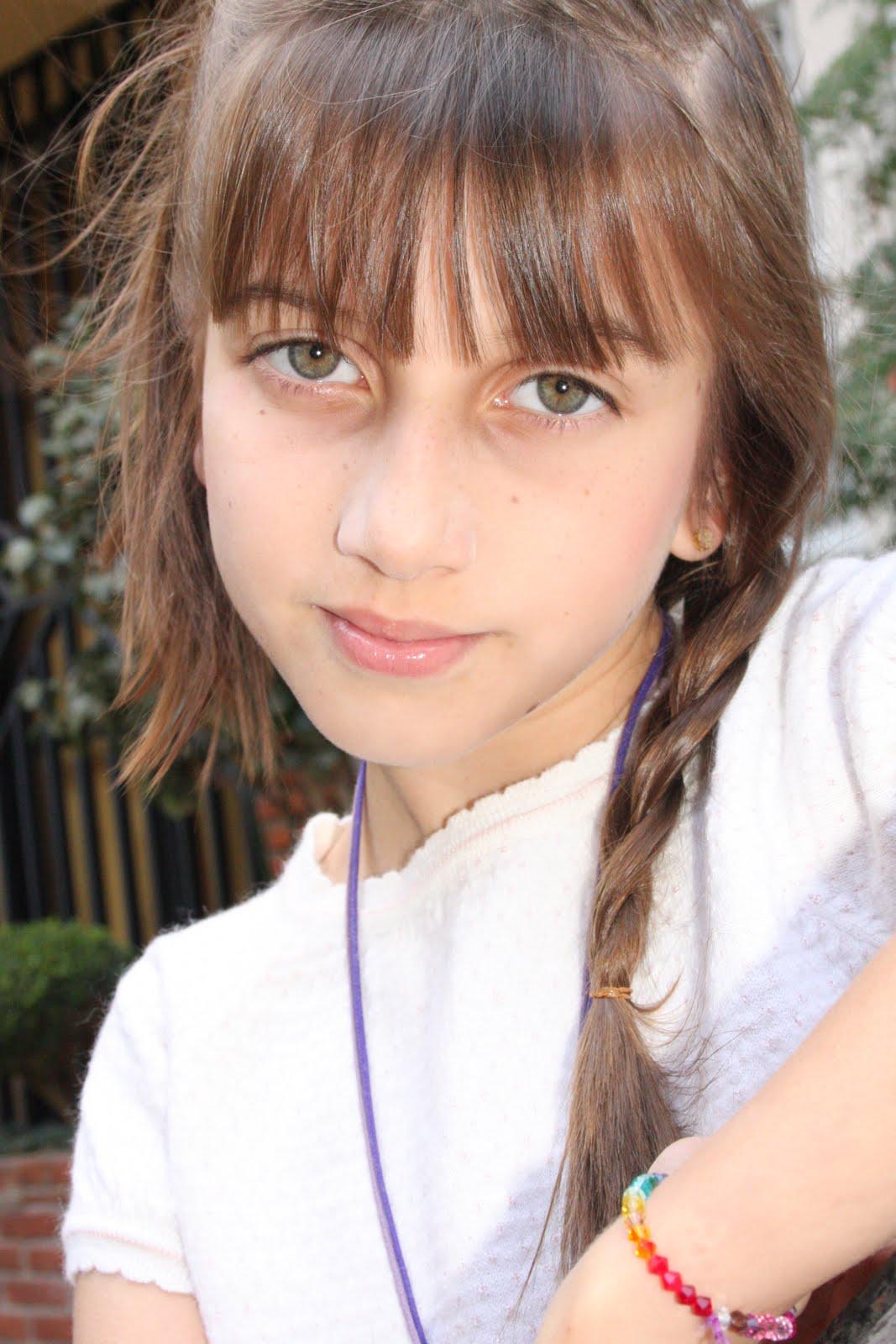 tatar teen girl model