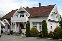 Huset vårt - Our house