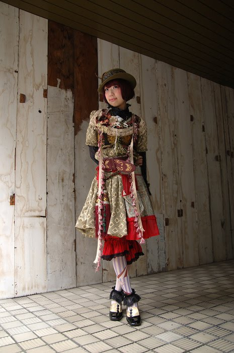 Not Here To Please You: Dolly Kei: Kitsch, Vintage Lovers