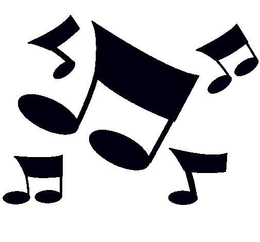 Resultado de imagen para 5 notas musicales