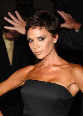 Scary Baby Ginger Posh Sporty News Victoria Beckham