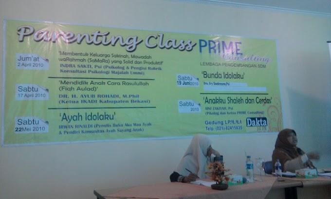 Parenting Class - Bunda Idolaku