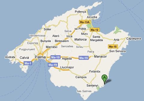 my daily life: vakantie naar mallorca