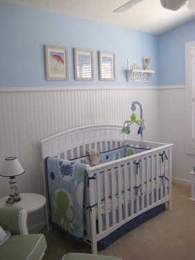 Bouncing Off The Walls Wainscoting Yea Or Nay