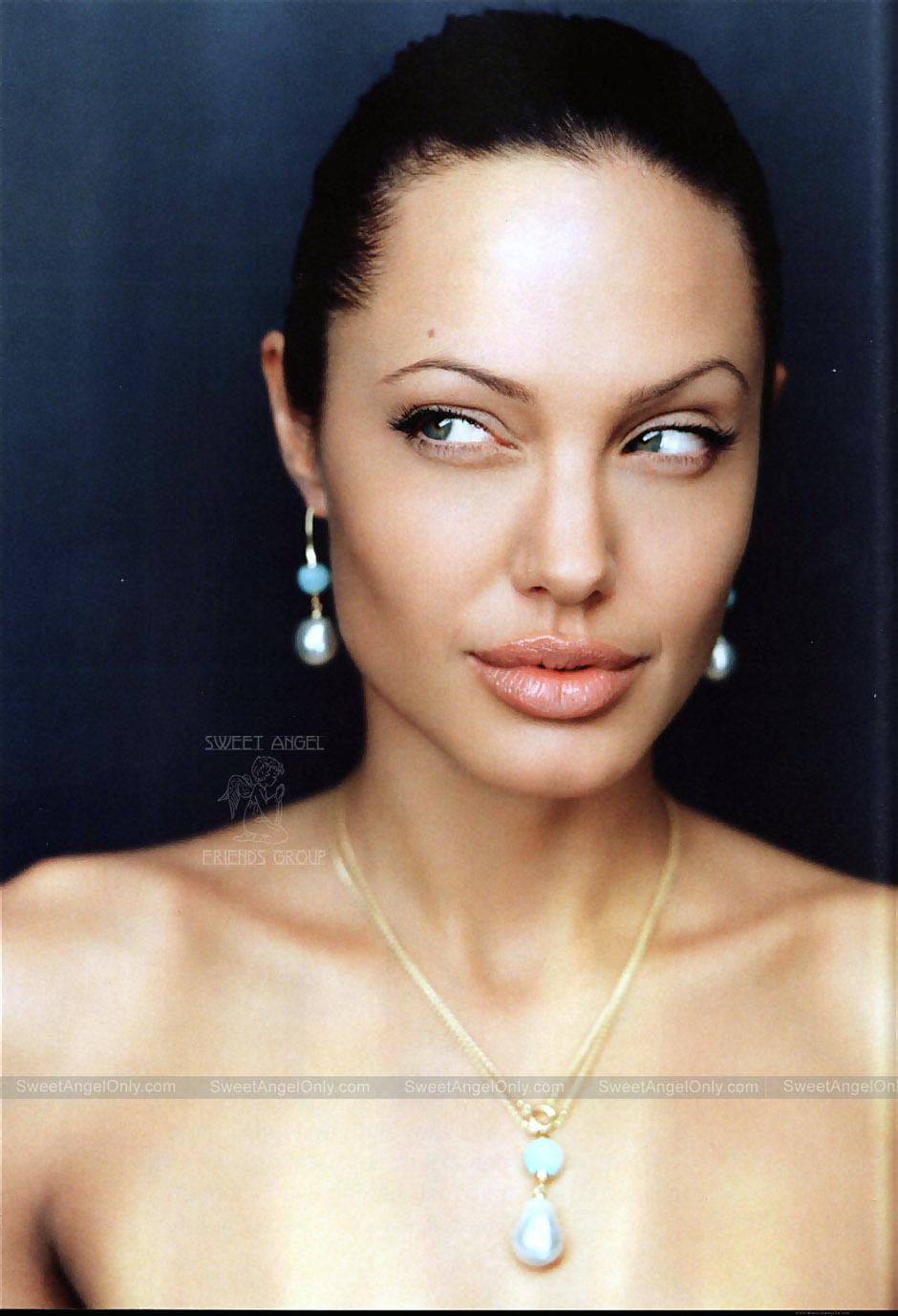 Angelina Jolie Look Using All Drugstore Makeup: Hot Wallpapers-Angelina Jolie-02