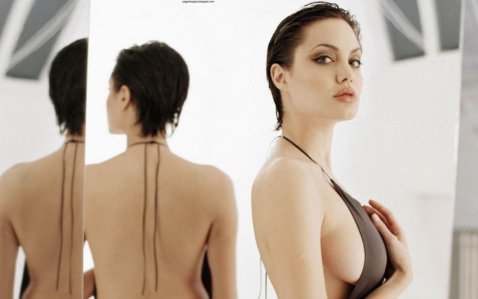 Thanks for nude angelina jolie hot wallpapers