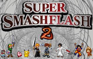 Super Smash Flash Demo 2 v0.8b