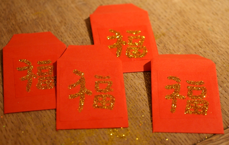 lightly enchanted: Chinese New Year - Red Envelopes