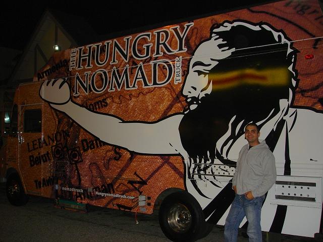 Nomad Cuisine Food Truck