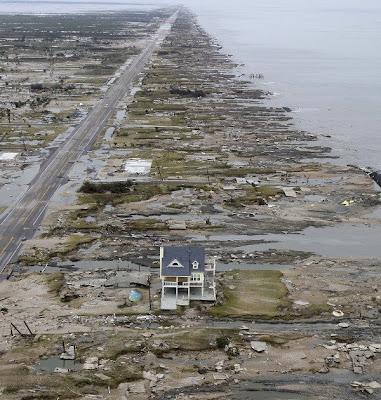 Temporada de furação no EUA foi uma das mais devastadoras