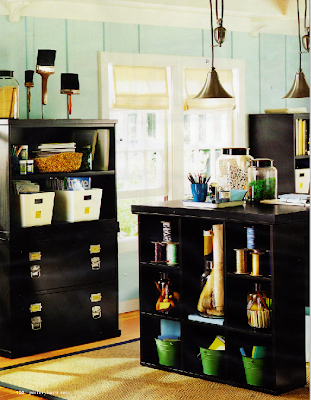 craft room  office inspiration