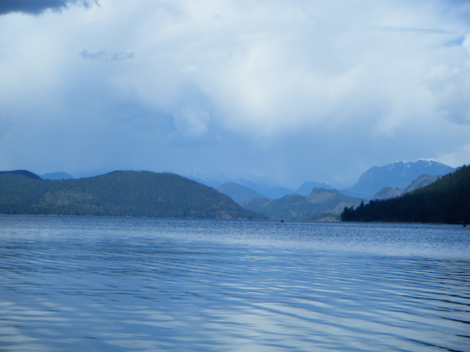 Live Love Laugh Dream Kayaking The Sechelt Inlet