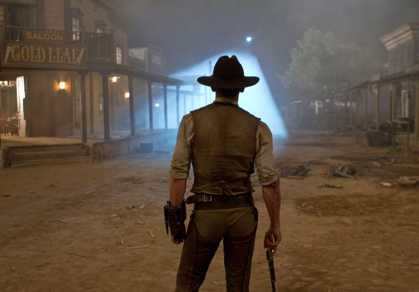 || BEYOND... ||: Cowboys & Aliens