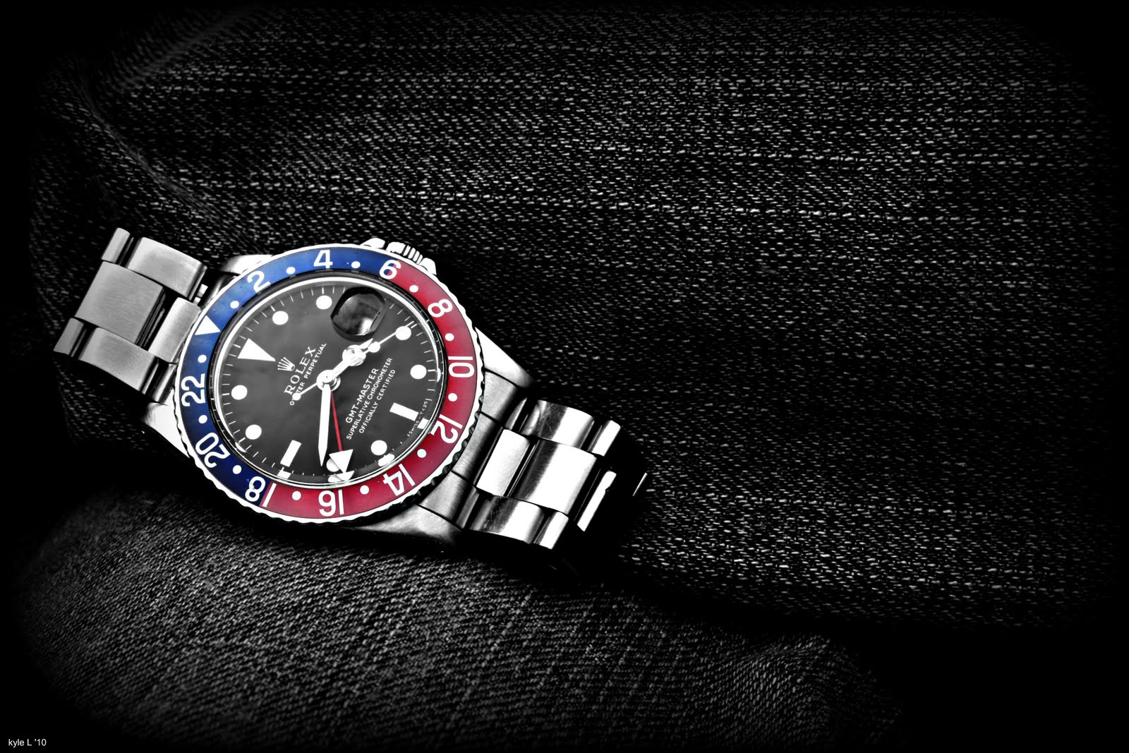 Kyle s Watch Wallpapers  Rolex GMT 1675 Rolex GMT 1675