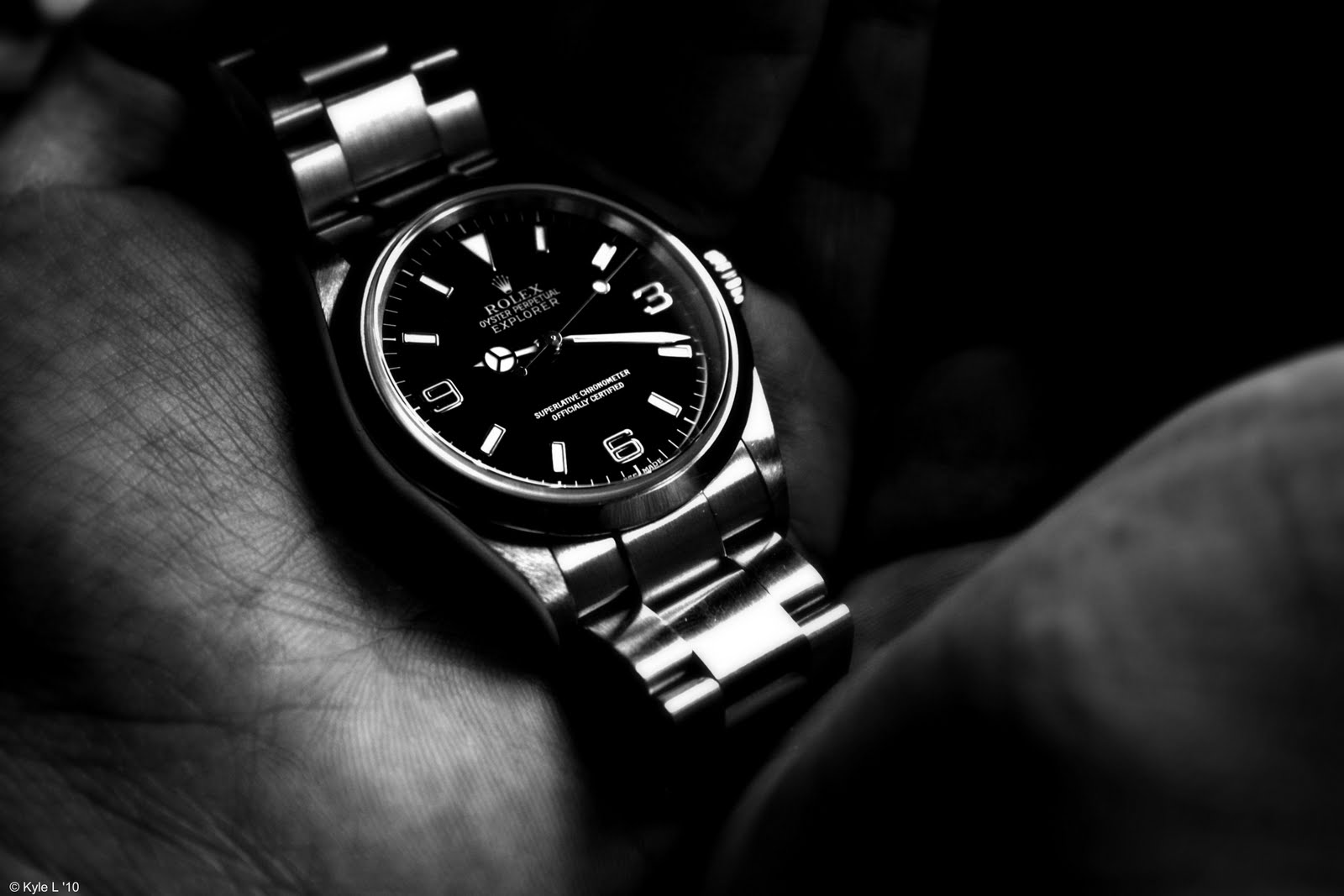 Kyle s Watch Wallpapers  Rolex Explorer 114270