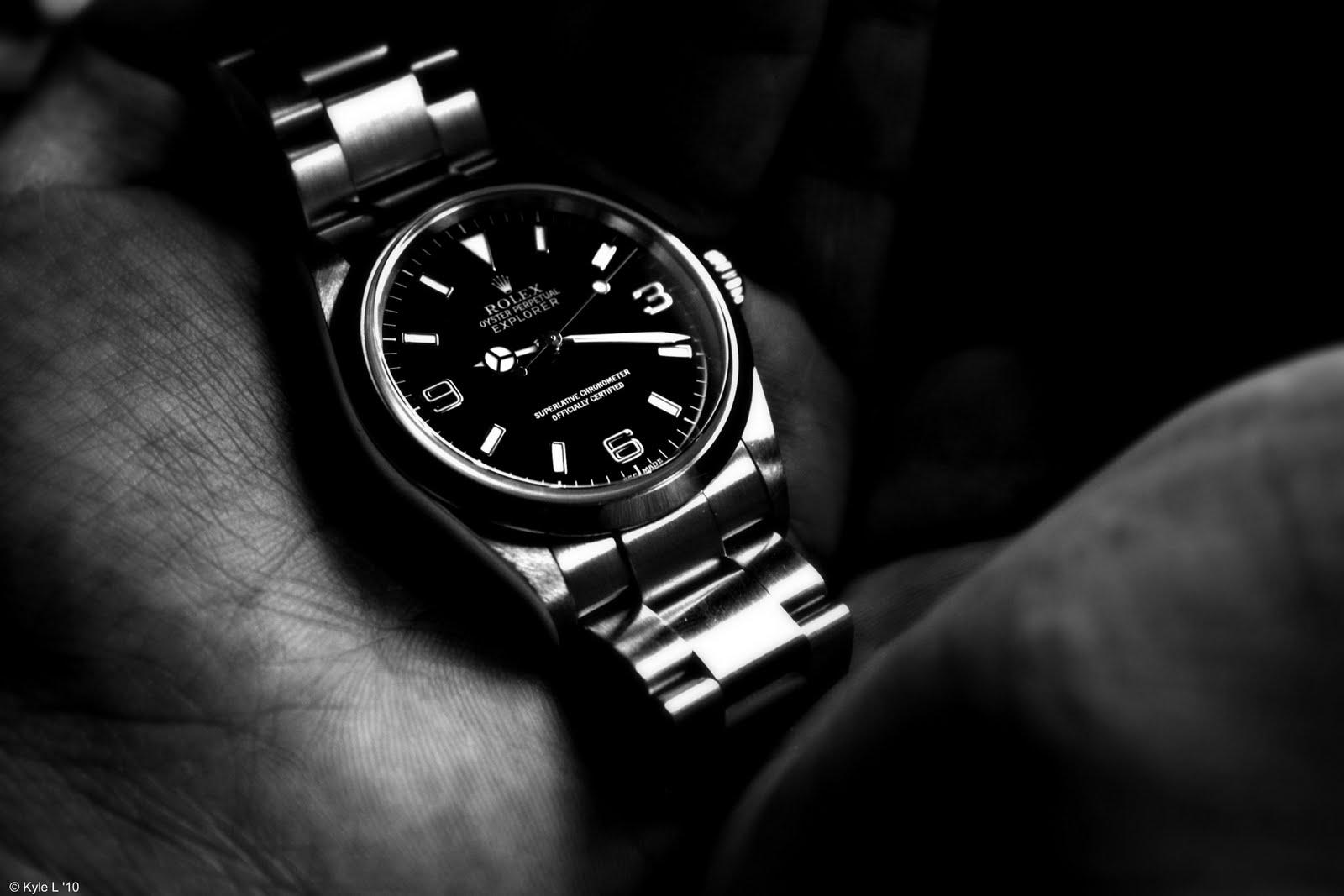Kyle S Watch Wallpapers Rolex Explorer 114270