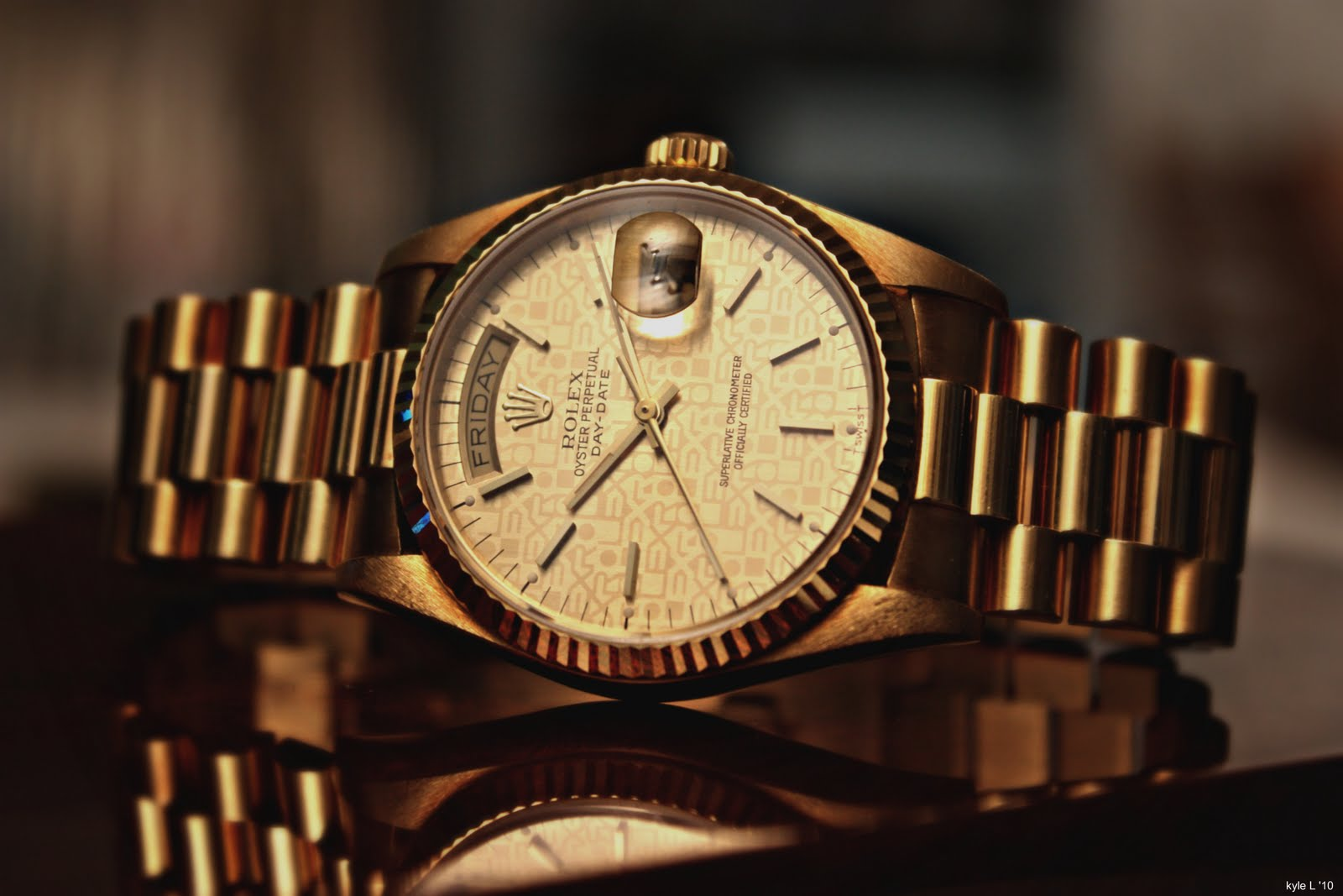 Kyle S Watch Wallpapers Rolex Day Date