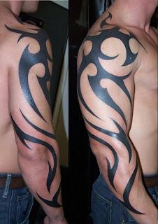 Tatouages Tribals Tatouage Celtic Tribal Bras
