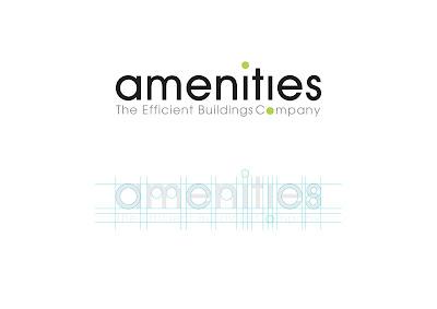 Jeffrie Inocencio portfolio: amenities logo & branding