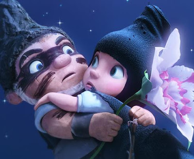Gnomeo and Juliet O Filme