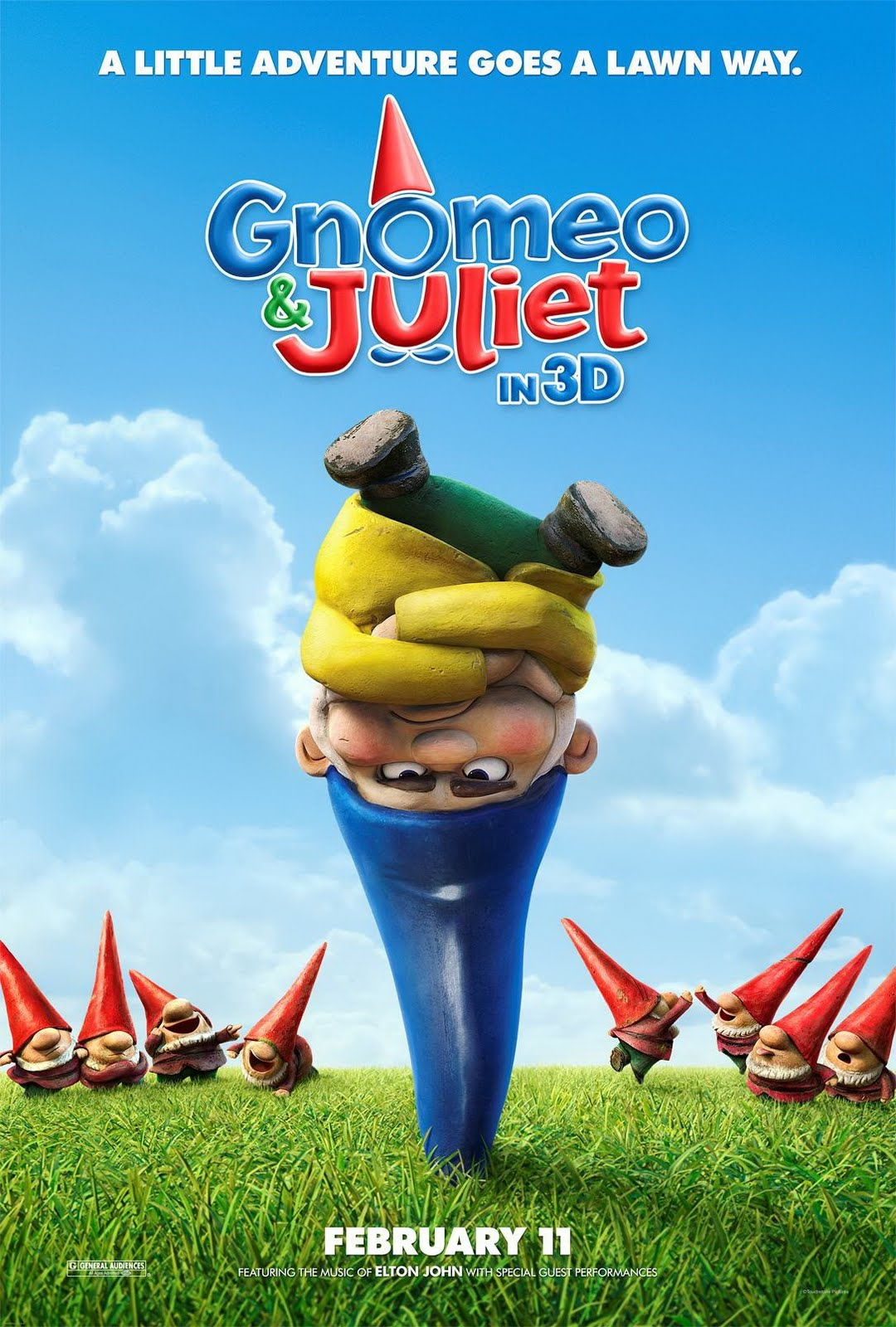 Gnomeo Amp Juliet Awesome Hidden Titles From Natalijam021