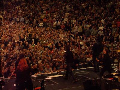 Springsteen halsas som en fralsare