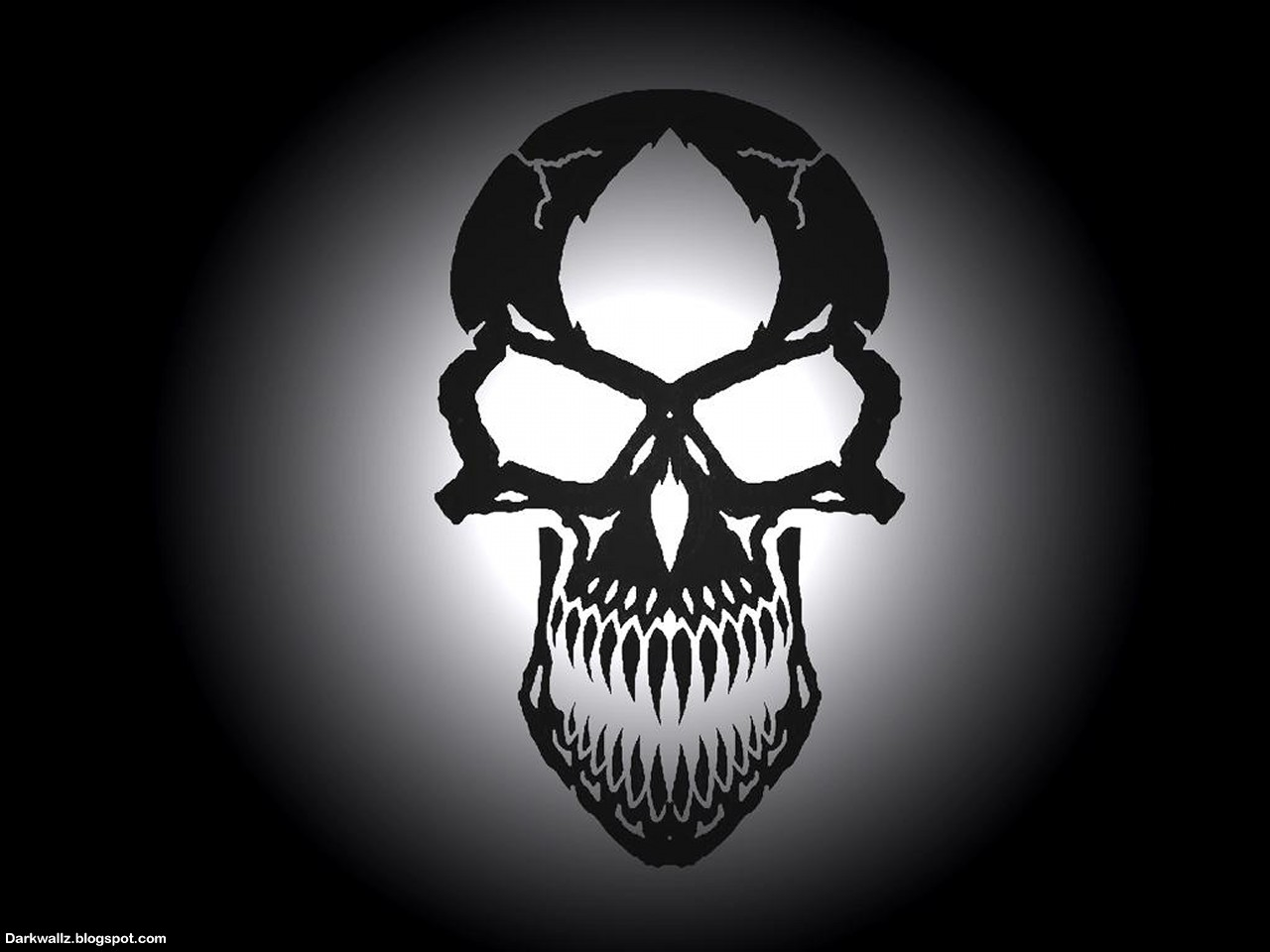 Skulls Wallpapers 09 Dark Skull Wallpaper