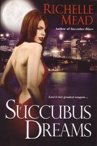 Guest Review: Succubus Dreams by Richelle Mead
