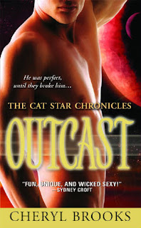 Guest Review: Outcast by Cheryl Brooks