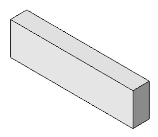REVIT Structure Learning Curve: How to Create a Rebate in a Concrete