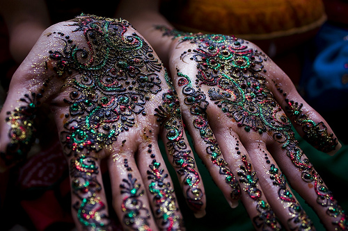 Amazing Henna: Dreams That Count For Something...: TEXTURE