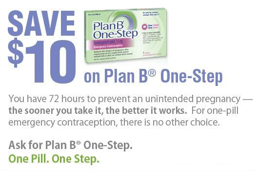 Plan B Over The Counter
