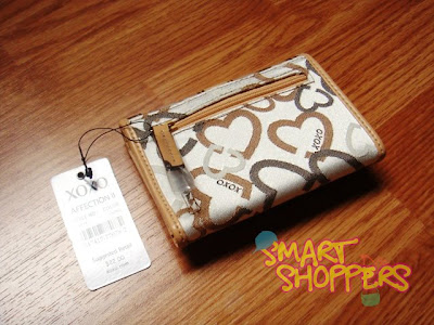 great deals on fashion special for shoe how to find Smart Shoppers: XOXO Affection II Tri-fold Wallet