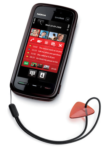 Sizzling Hot For Nokia 5800