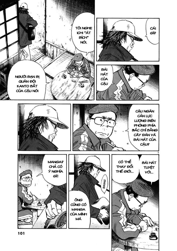 20th Century Boys chapter 209 trang 7