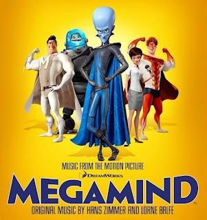 Megamind Canzone - Megamind Musica - Megamind Colonna Sonora