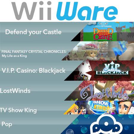 Download Wiiware roms