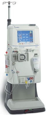 Medical Equipment Review: Dialysis Machine Gambro Phoenix