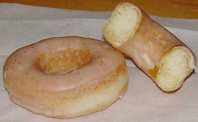 Japanese Snack Reviews: Crispy Ring Doughnuts