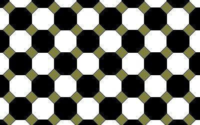 Regular Hexagon Tessellation