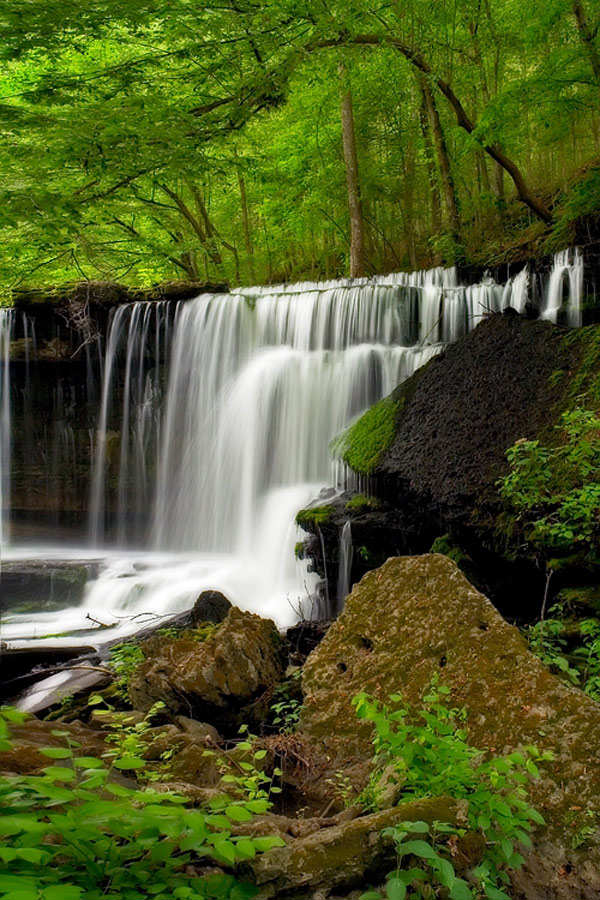 natural waterfalls incredible most nature waterfall xcitefun amazing scenes enchanted worthfun