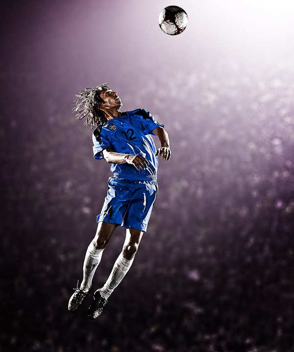 Surrealistic Sports Photography By Tim Tadder