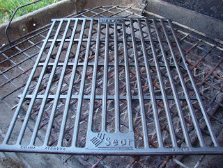 Outdoor Cooking Grates 113